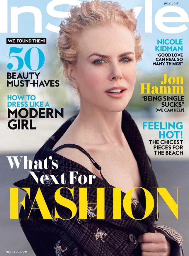 Nicole Kidman quyến rũ mê mẩn dù sắp 50 tuổi ảnh 8