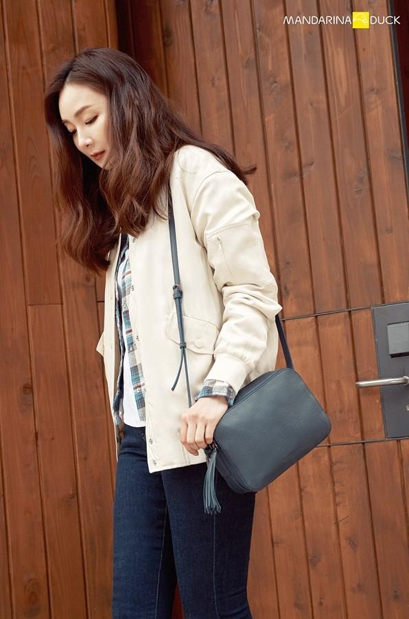 Choi Ji Woo 42 tuổi vẫn đẹp long lanh như thiên thần ảnh 7