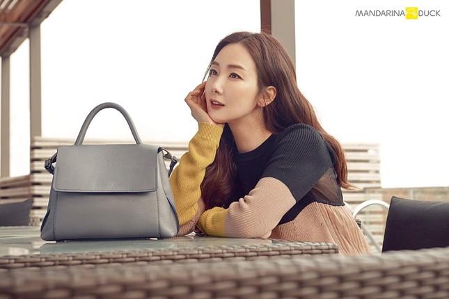 Choi Ji Woo 42 tuổi vẫn đẹp long lanh như thiên thần ảnh 6