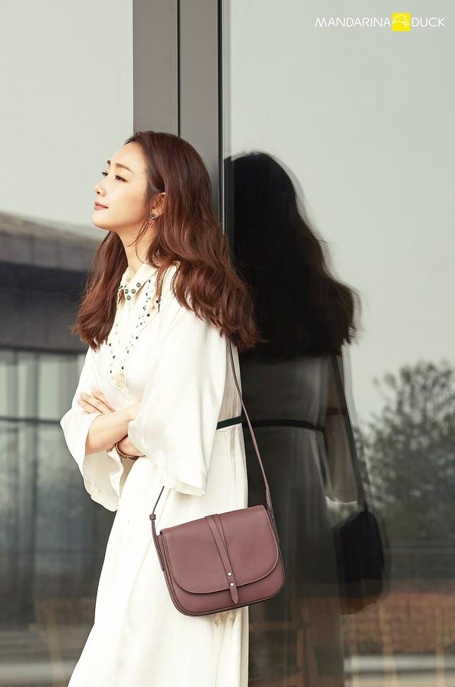 Choi Ji Woo 42 tuổi vẫn đẹp long lanh như thiên thần ảnh 5