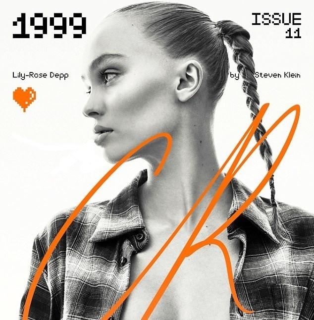 Lily-Rose: Cô con gái 18 tuổi gợi cảm của 'cướp biển' Johnny Depp ảnh 6