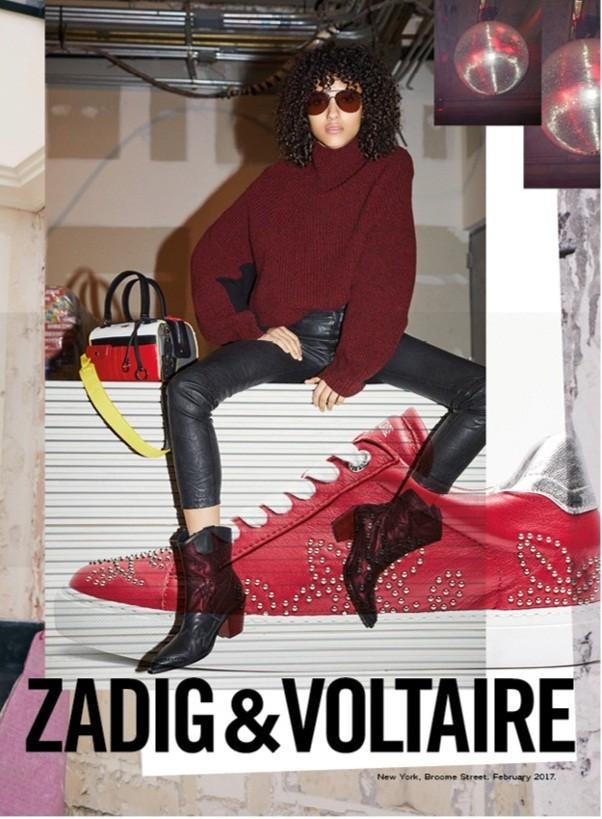 'Chân dài' Bella Hadid quá đỗi gợi cảm trên hàng loạt ấn phẩm Vogue ảnh 34