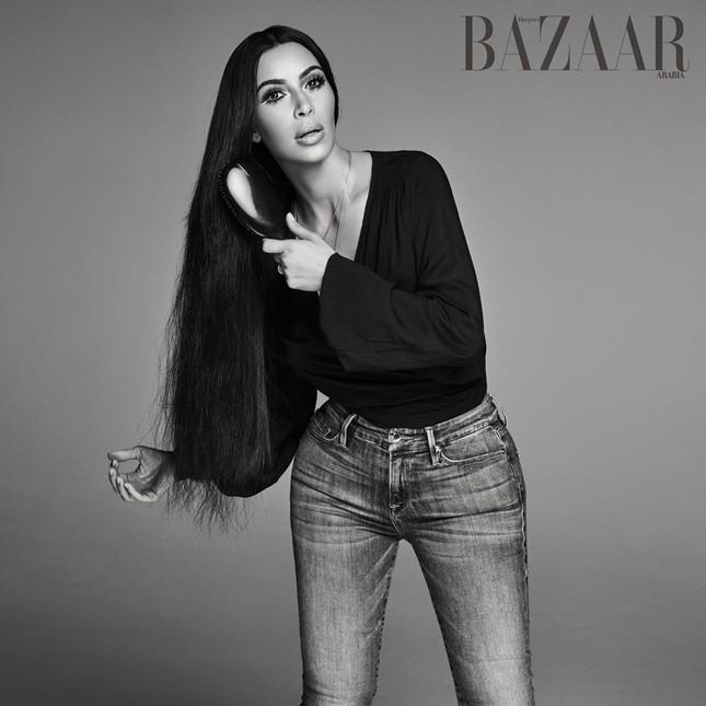 Kim Kardashian hóa 'nữ thần disco' rực lửa Cher ảnh 7