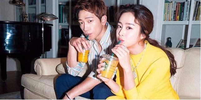Kim Tae Hee được chồng đưa đi nghỉ ở Ý trước khi sinh con ảnh 5
