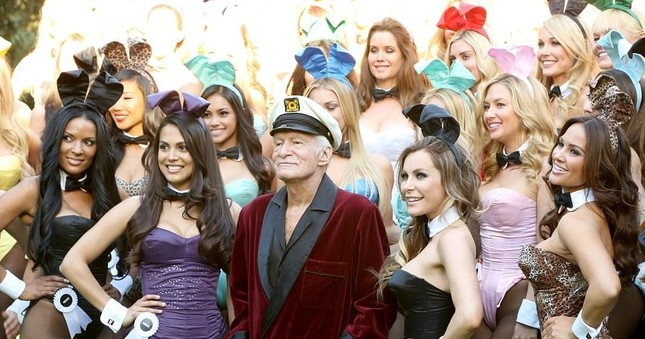 Hé lộ hình ảnh những ngày cuối đời của ông chủ Playboy ảnh 4
