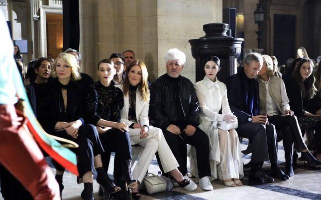 Phạm Băng Băng sang trọng và đẳng cấp bất ngờ tại Paris ảnh 8