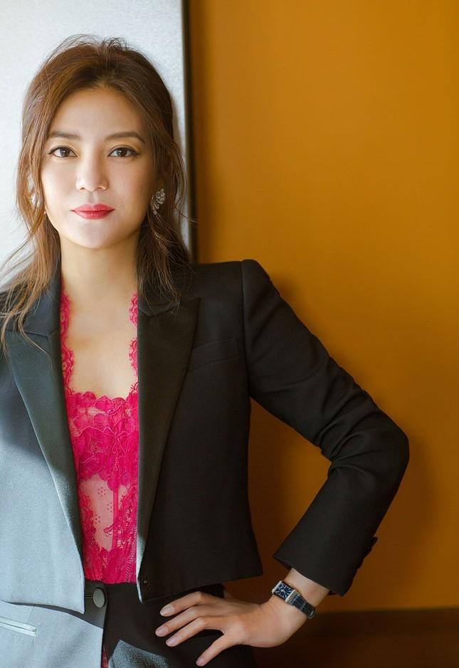 Triệu Vy xuất hiện sau scandal bị tố gian lận chứng khoán ảnh 5