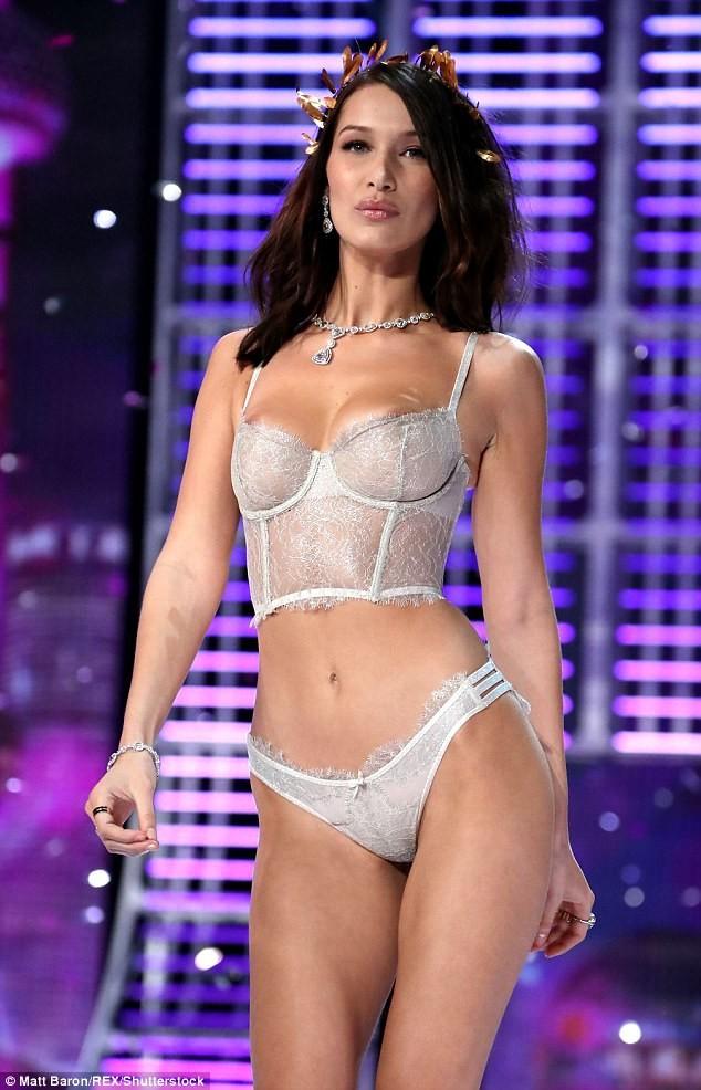 Dàn 'chân dài' Victoria's Secret siêu gợi cảm dự tiệc sau đêm diễn ảnh 6