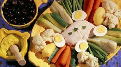 Những món ăn bổ dưỡng tốt cho người mắc ung thư phổi ảnh 1