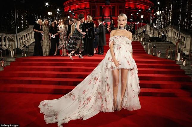 Dàn mỹ nhân khoe sắc quyến rũ với váy áo lộng lẫy ảnh 16