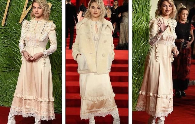 Dàn mỹ nhân khoe sắc quyến rũ với váy áo lộng lẫy ảnh 19