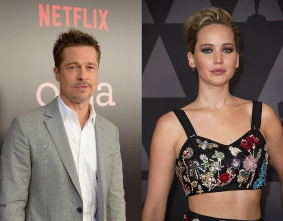 Brad Pitt vướng tin đồn hẹn hò mỹ nhân lộ ảnh nóng Jennifer Lawrence ảnh 2