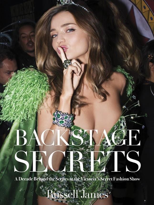 Những bức hình thiên thần Victoria's Secret cực 'hot' lần đầu được tiết lộ ảnh 2