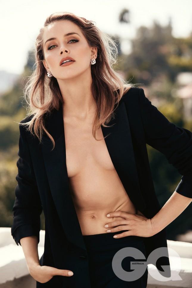 Vợ cũ 'cướp biển' Johnny Depp nóng bỏng gợi tình khó rời mắt ảnh 6