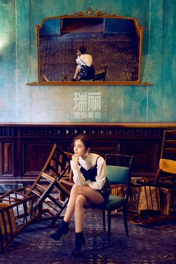Tài tử Trương Hàn và mỹ nhân Tân Cương chia tay sau 3 năm mặn nồng ảnh 17