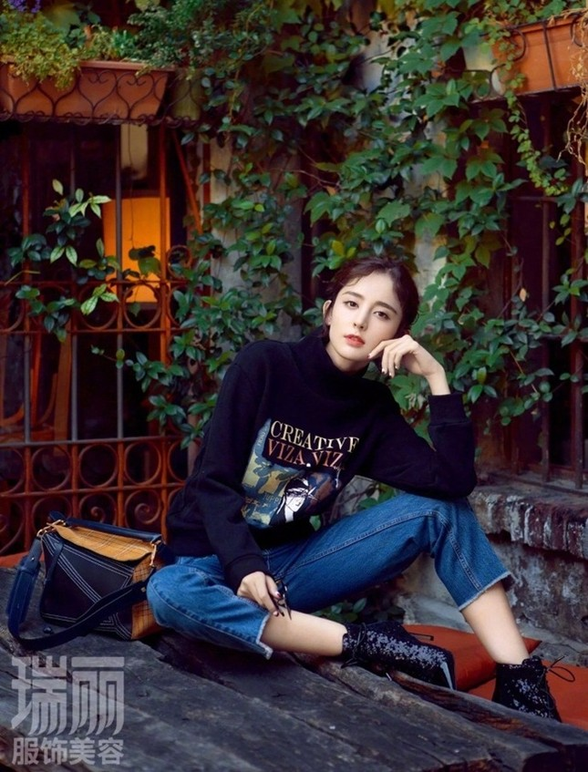 Tài tử Trương Hàn và mỹ nhân Tân Cương chia tay sau 3 năm mặn nồng ảnh 19