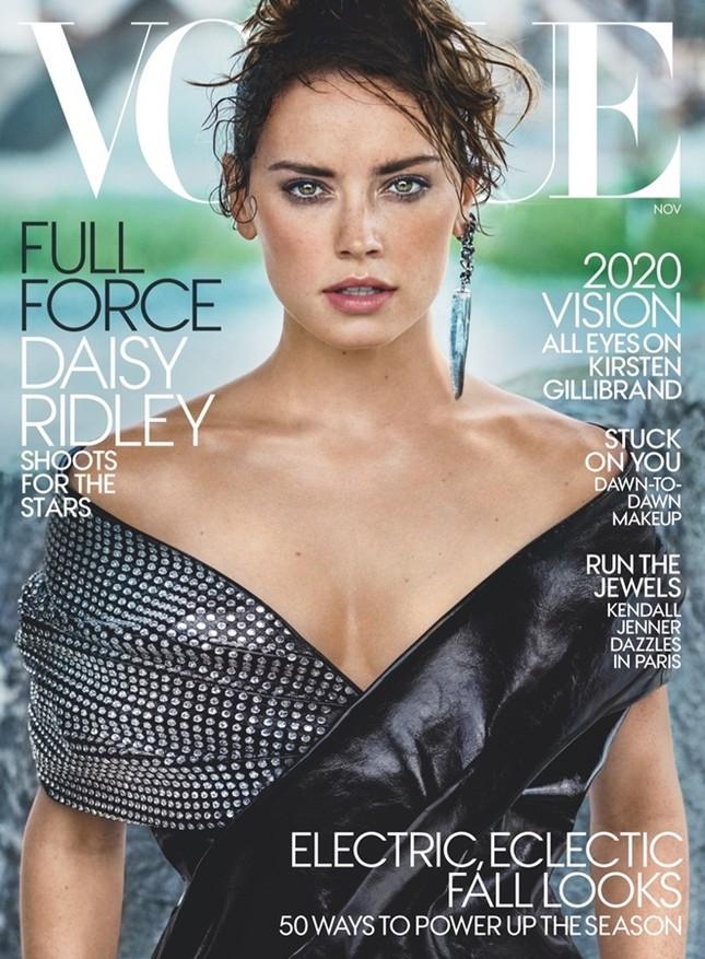 Daisy Ridley: Cô đào gợi cảm vụt sáng thành sao nhờ 'Star Wars' ảnh 17