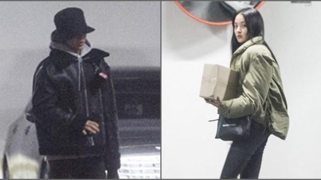 G-Dragon nhóm Big Bang lộ chuyện hẹn hò bạn gái xinh đẹp ảnh 5
