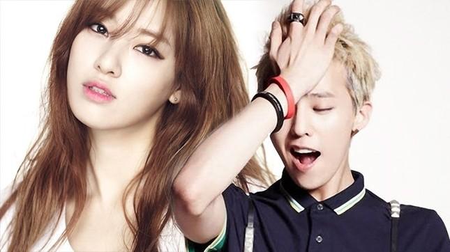 G-Dragon nhóm Big Bang lộ chuyện hẹn hò bạn gái xinh đẹp ảnh 3