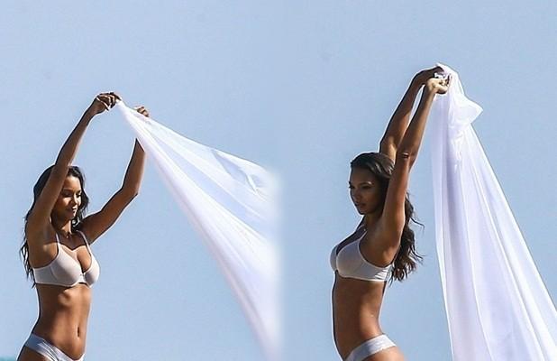 Dàn thiên thần Victoria's Secret quyến rũ ngất ngây ở Miami ảnh 10