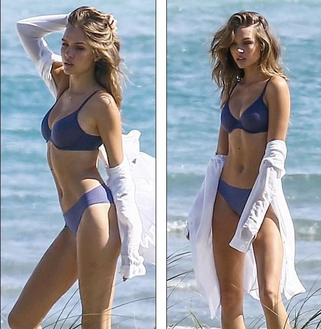 Dàn thiên thần Victoria's Secret quyến rũ ngất ngây ở Miami ảnh 13