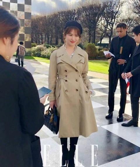 Song Hye Kyo tỏa sáng nhan sắc không tuổi tại show thời trang Dior ảnh 2