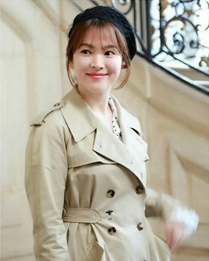 Song Hye Kyo tỏa sáng nhan sắc không tuổi tại show thời trang Dior ảnh 7