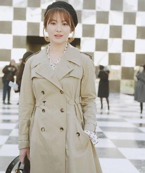 Song Hye Kyo tỏa sáng nhan sắc không tuổi tại show thời trang Dior ảnh 5