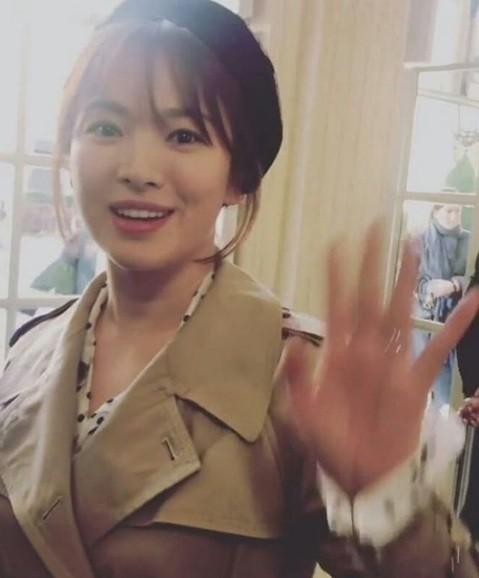 Song Hye Kyo tỏa sáng nhan sắc không tuổi tại show thời trang Dior ảnh 8