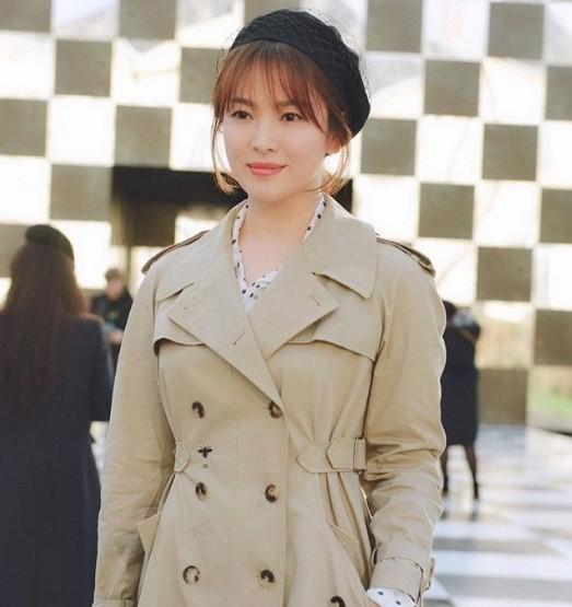 Song Hye Kyo tỏa sáng nhan sắc không tuổi tại show thời trang Dior ảnh 6