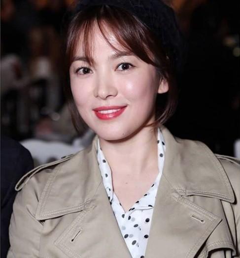 Song Hye Kyo tỏa sáng nhan sắc không tuổi tại show thời trang Dior ảnh 9