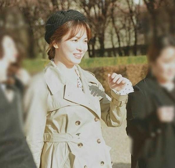 Song Hye Kyo tỏa sáng nhan sắc không tuổi tại show thời trang Dior ảnh 4