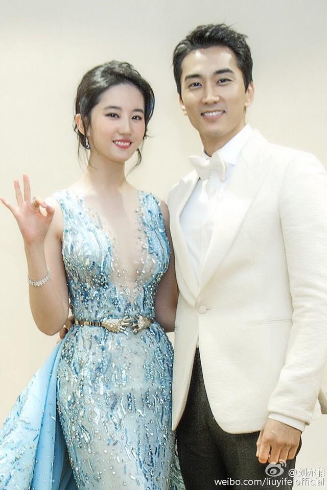 Lưu Diệc Phi - Song Seung Hun đã thực sự chia tay ảnh 6