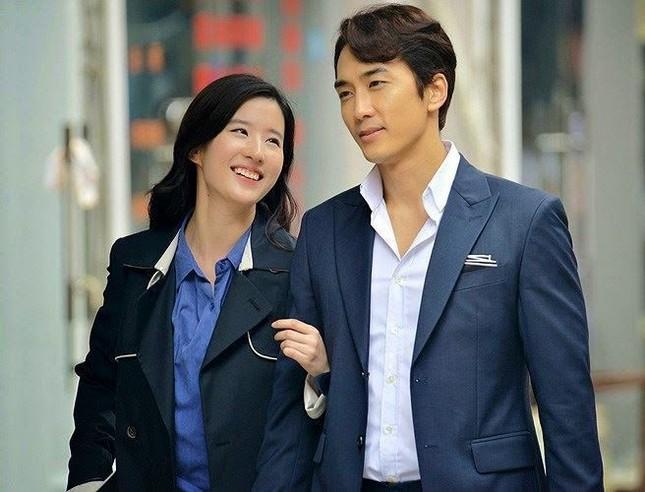 Lưu Diệc Phi - Song Seung Hun đã thực sự chia tay ảnh 1