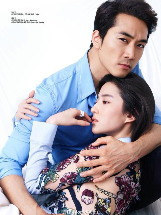 Lưu Diệc Phi - Song Seung Hun đã thực sự chia tay ảnh 4