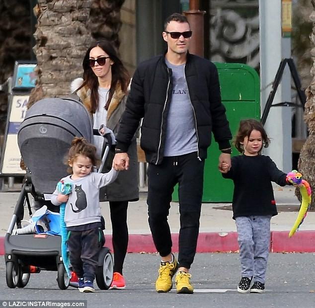 Mỹ nhân Megan Fox sinh 3 con vẫn vẹn nguyên vẻ gợi tình bốc lửa ảnh 8