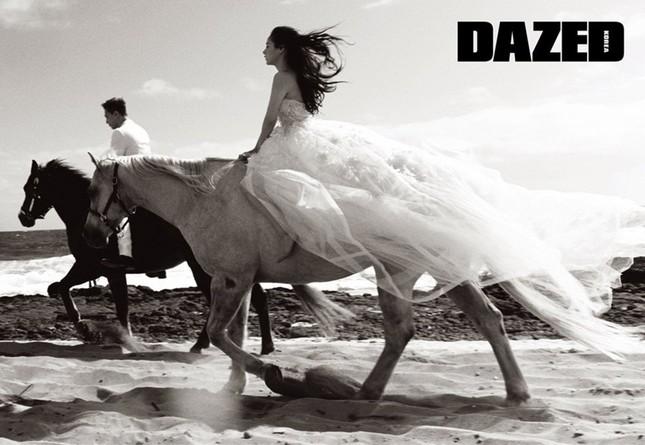 Hé lộ điều đặc biệt trong đám cưới Taeyang Big Bang - Min Hyo Rin ảnh 3