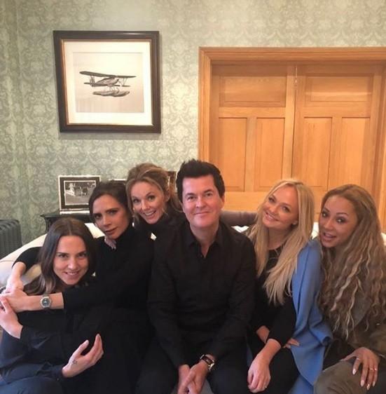 Lần đầu sau 6 năm, Spice Girls tái hợp với thù lao triệu đô ảnh 4