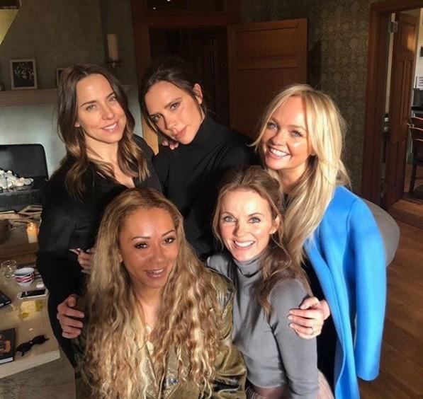 Lần đầu sau 6 năm, Spice Girls tái hợp với thù lao triệu đô ảnh 2