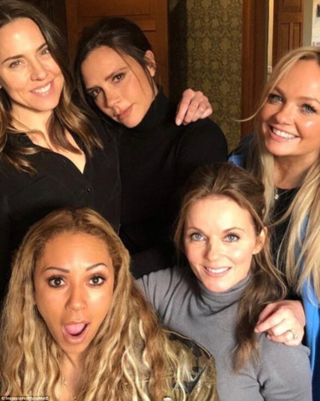 Lần đầu sau 6 năm, Spice Girls tái hợp với thù lao triệu đô ảnh 3