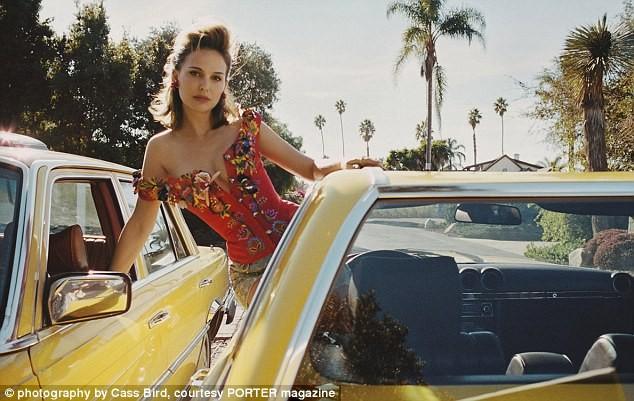 'Thiên nga đen' Natalie Portman tiết lộ về nạn quấy rối ở Hollywood ảnh 6