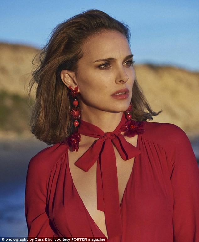 'Thiên nga đen' Natalie Portman tiết lộ về nạn quấy rối ở Hollywood ảnh 2
