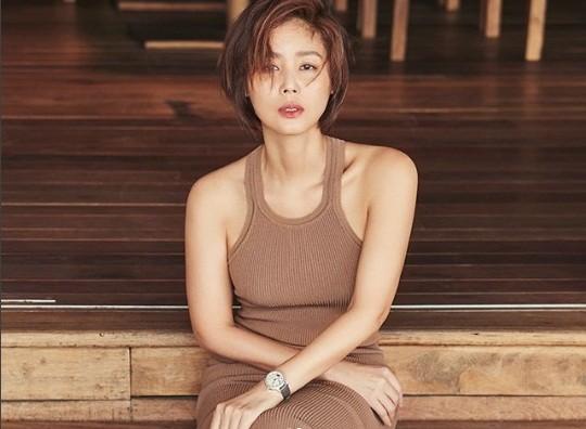 Cựu Hoa hậu Hàn Quốc 51 tuổi trẻ đẹp gợi cảm như đôi mươi ảnh 11