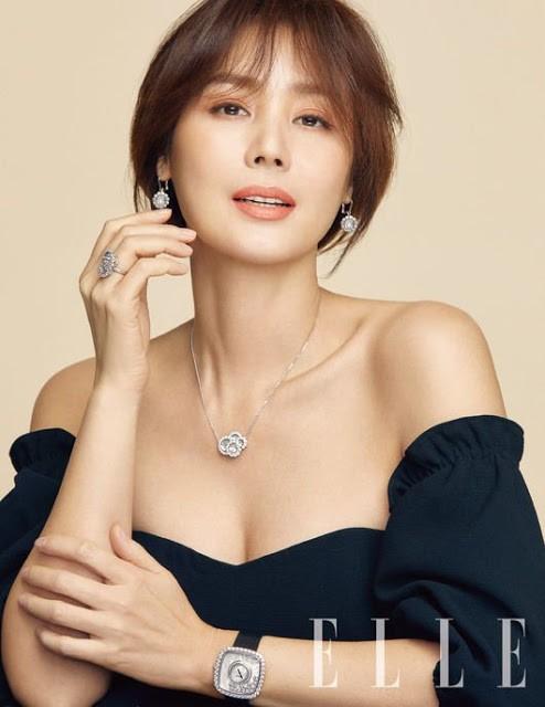Cựu Hoa hậu Hàn Quốc 51 tuổi trẻ đẹp gợi cảm như đôi mươi ảnh 1