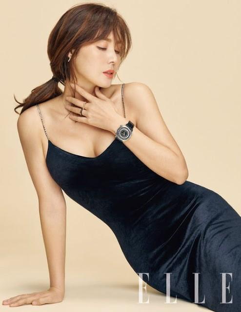 Cựu Hoa hậu Hàn Quốc 51 tuổi trẻ đẹp gợi cảm như đôi mươi ảnh 2