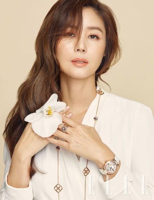Cựu Hoa hậu Hàn Quốc 51 tuổi trẻ đẹp gợi cảm như đôi mươi ảnh 4