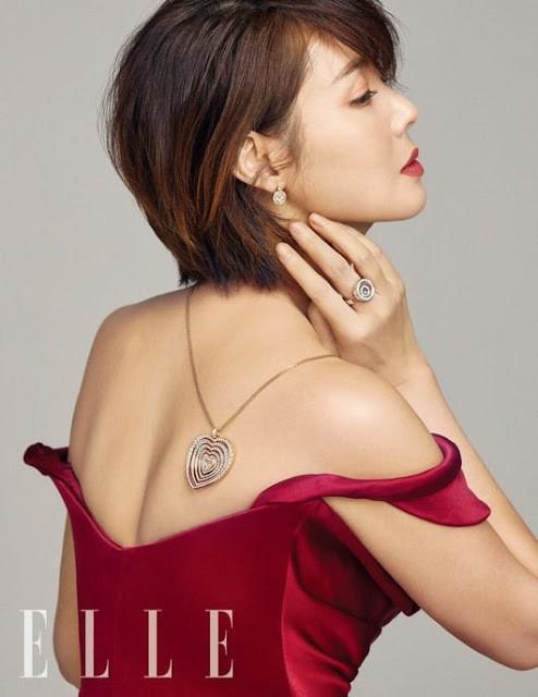 Cựu Hoa hậu Hàn Quốc 51 tuổi trẻ đẹp gợi cảm như đôi mươi ảnh 3