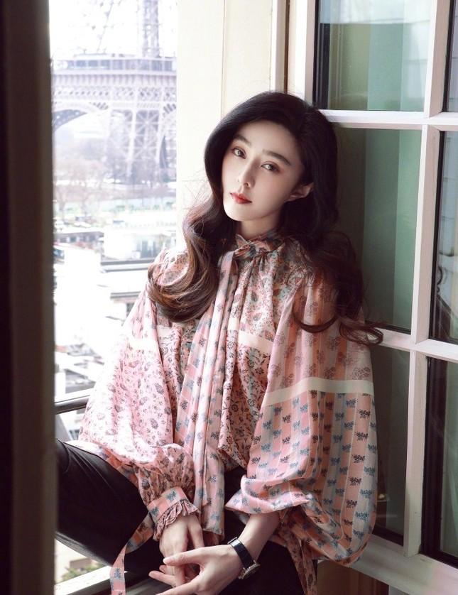 Nhan sắc Phạm Băng Băng cuốn hút giữa kinh đô thời trang Paris ảnh 4