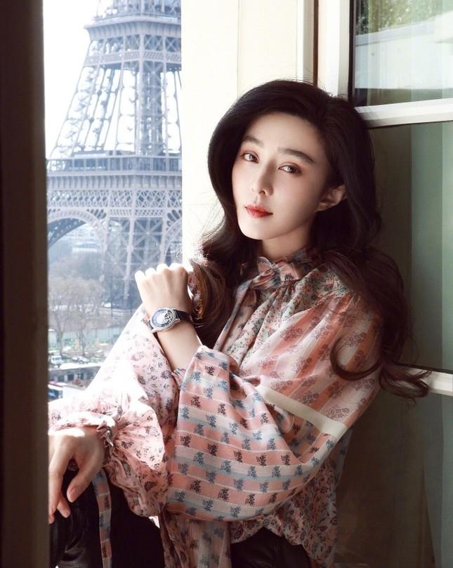 Nhan sắc Phạm Băng Băng cuốn hút giữa kinh đô thời trang Paris ảnh 3