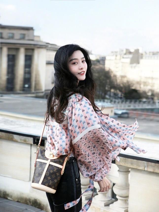 Nhan sắc Phạm Băng Băng cuốn hút giữa kinh đô thời trang Paris ảnh 6
